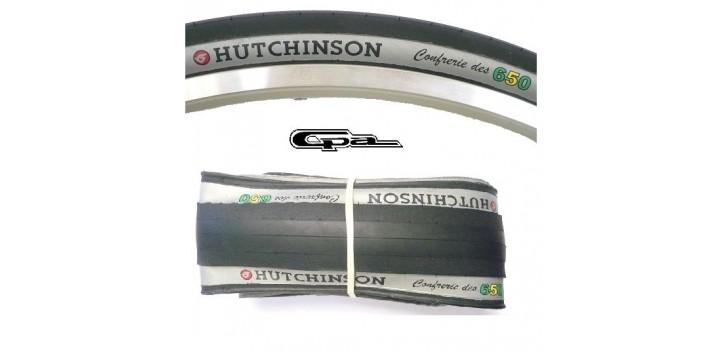 """HUTCHINSON PNEU """"CONFRERIE DES 650"""" (650X32B TOP SLICK²)"""
