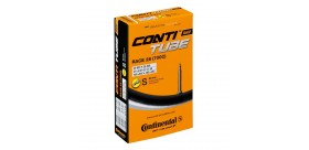 CONTINENTAL 700X20/25C Valve longue PRESTA 60mm