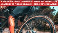 Cyclo-Cross la saison se prépare dès maintenant - Remise supplémentaire sur la Gamme Challenge !!
