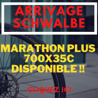 Nouvel arrivage Schwalbe.