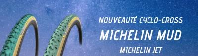 Nouveauté 2020 - Michelin Cyclo-cross Power Mud - Jet