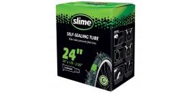 SLIME CHAMBRE A AIR 24X1,75/2,125 AVEC LIQUIDE ANTI-CREVAISON SCHRADER