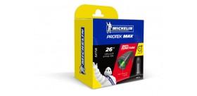 """MICHELIN (C4) 26"""" X 1.9 - 2.3 Liquide anti-crevaison PRESTA 40mm"""