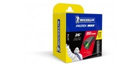 """MICHELIN (C4) 26"""" X 1.9 - 2.3 Liquide anti-crevaison SCHRADER 35mm"""
