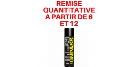 UNPASS ULTIMATE nettoyant mousse active