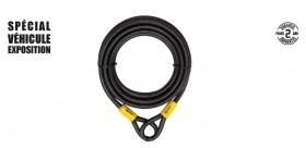 Auvray antivol cable de sécurité 9m - Ø15