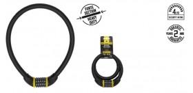 Auvray antivol câble Maxi à combinaison 80cm - Ø20