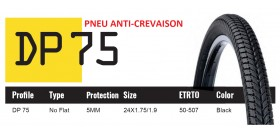 DUTCH PERFECT PNEU SRI 75 - ANTICREVAISON 5MM