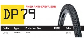 DUTCH PERFECT PNEU SRI 79 - ANTICREVAISON 3MM ET 5MM