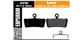 Plaquette V.A.E - SRAM GUIDE - AVID TRAIL
