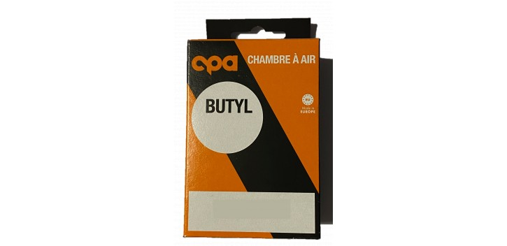 CHAMBRE CPA - 27X2.10-2.50 - STANDARD - SCHRADER 35MM
