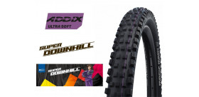SCHWALBE MAGIC MARY HS447 (TRINGLE SOUPLE) - SUPER DOWNHILL - GAMME 2021