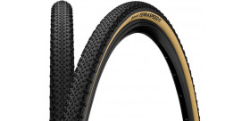 CONTINENTAL PNEU TERRA SPEED - TUBELESS READY - NOIR BEIGE