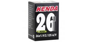KENDA CHAMBRE A AIR 26 X 1.90/2.125 - (47/57-559)
