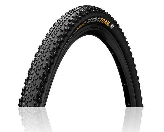 Continental 35-622 Terra Trail ShieldWall black/black foldable